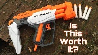 getlinkyoutube.com-Nerf Modulus StockShot: Should You Buy It?
