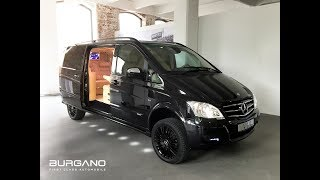 Mercedes Benz Viano 3,5 V6 4Matic VIP Edition | Luxury Van Conversion