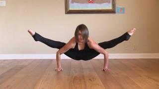 getlinkyoutube.com-Kat Womer - Tittibhasana [ firefly pose ] | Soul-TV.com