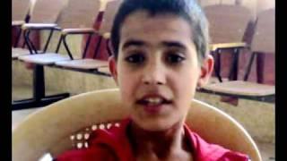 getlinkyoutube.com-ابداع مو طبيعي طفل يغني اغنية يا حريمه للمطرب حسين نعمة