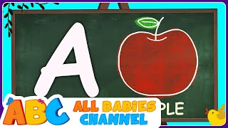 getlinkyoutube.com-ABC Alphabet Song | ABC Phonics Song | ABC Songs for Children By All Babies Channel