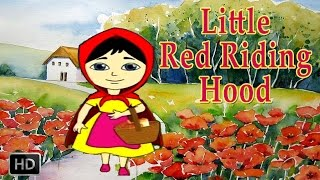 getlinkyoutube.com-Little Red Riding Hood - Full Story - Grimm's Fairy Tales