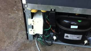 Easy Refrigerator Fix, Reset (Defrost Timer) Switch, if it stops running, cooling or working.