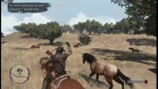 getlinkyoutube.com-Red Dead Redemption Xbox 360 Gameplay 2 HD