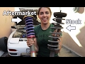 Coilover Install on the S13 | JIC Magic