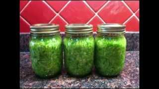 getlinkyoutube.com-How to make sauerkraut the easy way!