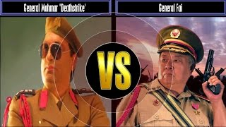 getlinkyoutube.com-Pro:Gen Mod Challenge Mode: General Mohmar 'Deathstrike' VS General Fai