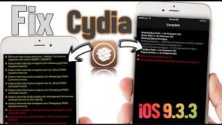 getlinkyoutube.com-Fix Cydia Error Messages iOS 9.3.3 - 10.2 Jailbreak