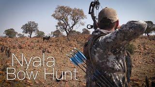 getlinkyoutube.com-Bowhunting Nyala in South Africa