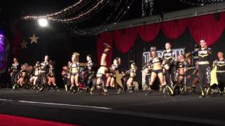 2016 Battle Under The Big Top: Top Gun Allstars - TGLC