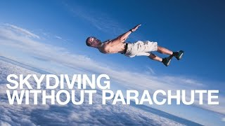 getlinkyoutube.com-Skydiving Without Parachute - Antti Pendikainen