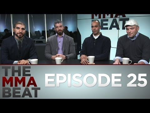 The MMA Beat: Episode 25
