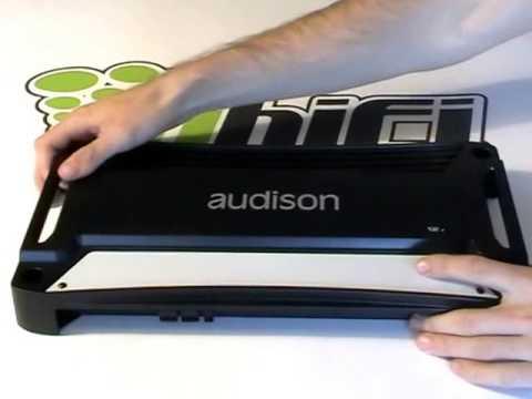 Audison авто усилитель