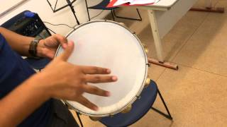 Pandeiro samba