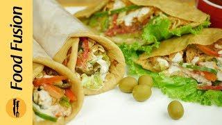 Chicken Shawarma Recipe By Food Fusion