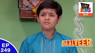 Baal Veer - बालवीर - Episode 249 - Bhayankar Pari Reveals Ballu's Secret