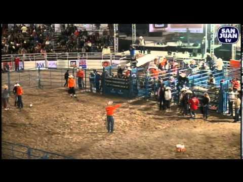 Rodeo Americano 2 San Juan TV 04 Feb 2014