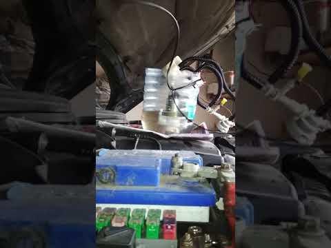 Неправильная проверка давления топливного насоса/регулятора Discovery 3