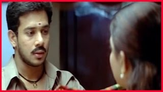 Pazhani Tamil Movie - Bharath buys a saree for Kushboo from his salary