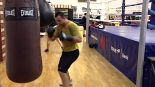getlinkyoutube.com-Тренировка боксера