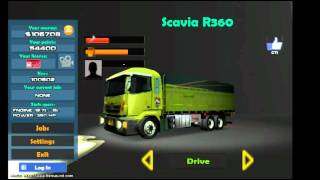 getlinkyoutube.com-Grand Truck Simulator Android Mod Indonesia part 2