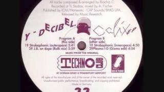 Y DECIBEL -  STROBOPHONIC (INNERSPACE)  (1991)