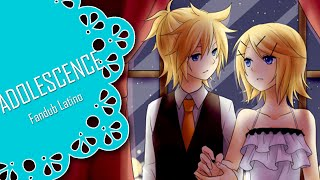 getlinkyoutube.com-【Adolescence】 Fandub Latino【KagamineTwinsFD】
