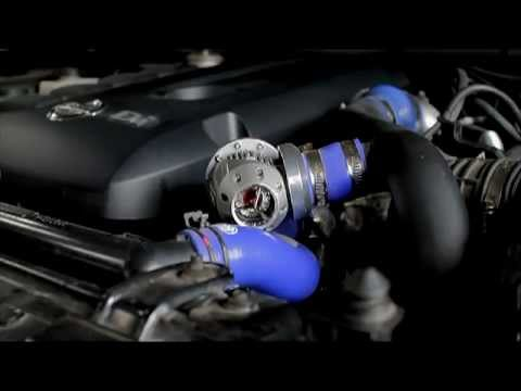 Diesel blow off valve