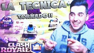 getlinkyoutube.com-LA TECNICA DEL TORNADO!! | Clash Royale | Rubinho vlc