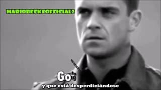 getlinkyoutube.com-Robbie Williams - Feel [Lyrics + Subtitulado Al Español] Official Video VEVO