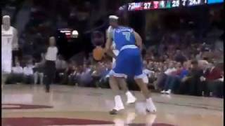 getlinkyoutube.com-LeBron James throws gatorade at fans CAVS GET FINED $25,000