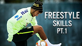 getlinkyoutube.com-Neymar Jr ● Best Freestyle Skills - 2014 Pt.1 | HD