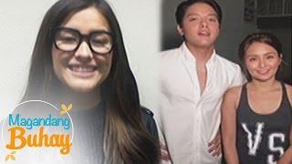 getlinkyoutube.com-Magandang Buhay: Liza and KathNiel's message for Direk Cathy