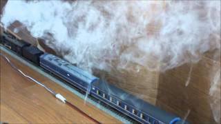 「非常に強力な発煙装置」を使ってみた!
