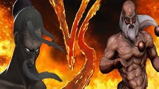Ultra Street Fighter 4 Ft.10 (Hiro aka Jumper vs Sephiroth in HD) width=