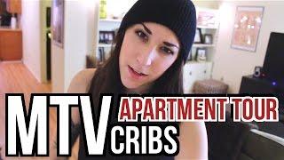 getlinkyoutube.com-MTV CRIBS APARTMENT TOUR