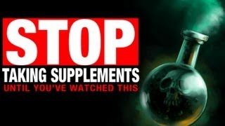 getlinkyoutube.com-Bodybuilding Supplements Video - The SCARY TRUTH!