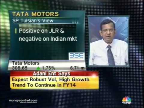 Don't buy Tata Motors now, says SP Tulsian