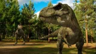 getlinkyoutube.com-DINOSAURS - T-Rex VS. Spinosaurus - The Reason Why They Hated Each Other (2)