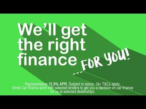 Smile Car Finance TV/Radio Campaign video