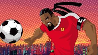 getlinkyoutube.com-Episodio 27 de Super Strikas