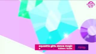 EQUESTRIA GIRLS 5 DANCE MAGIC PROMO ENGLISH DUB