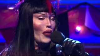 getlinkyoutube.com-Pete Burns Live- You Spin Me - Big Brother - 2016 5/2