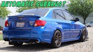 getlinkyoutube.com-4 Reasons - Would I buy an AUTOMATIC Subaru WRX? - Gaming PC Build vlog