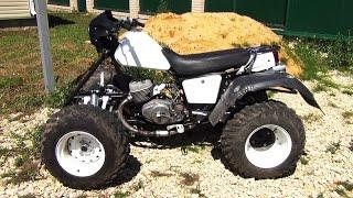 getlinkyoutube.com-Самодельный квадроцикл с мотором ИЖ Юпитер
