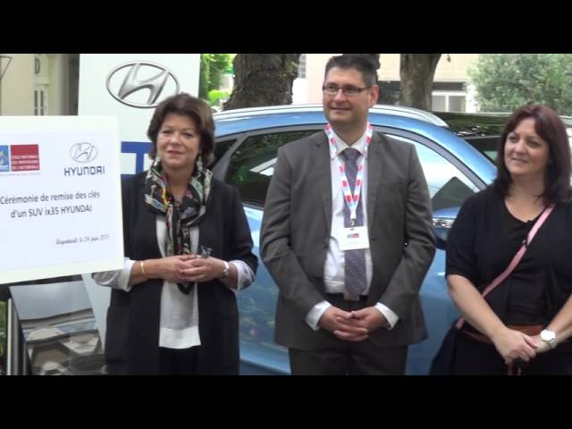 Cérémonie GARAC-Hyundai - Parrain EPA