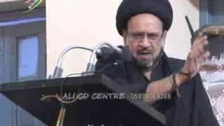 getlinkyoutube.com-Maulana Agha Roohi At Shia P.G. College(9th Moharram) 1434 Hijri (2012-13)