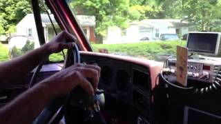 getlinkyoutube.com-Shifting all 13 Gears in the Chevy 2500 Cummins / Fuller Co
