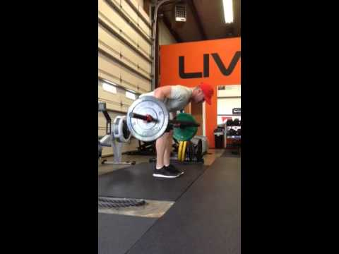 Rogue Trap Bar Bent Over Rows