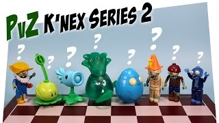 Plants vs. Zombies K'nex Mystery Packs Series 2 Opening Codes?